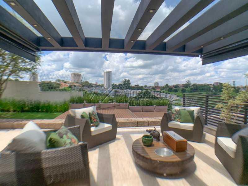 Pergolado - Casa em Condomínio 3 quartos à venda Itatiba,SP - R$ 1.890.000 - FCCN30522 - 29