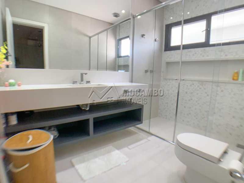 Banheiro da suíte - Casa em Condomínio 3 quartos à venda Itatiba,SP - R$ 1.890.000 - FCCN30522 - 20