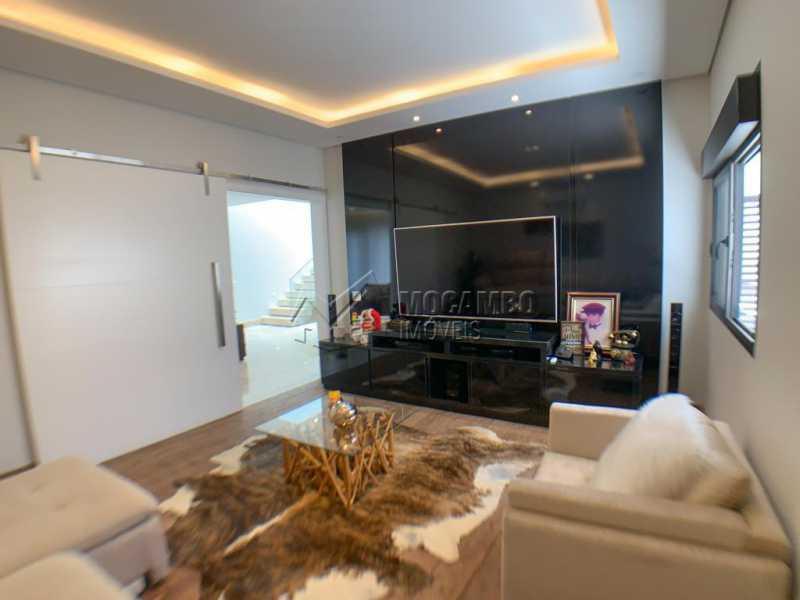 Home Theater - Casa em Condomínio 3 quartos à venda Itatiba,SP - R$ 1.890.000 - FCCN30522 - 11