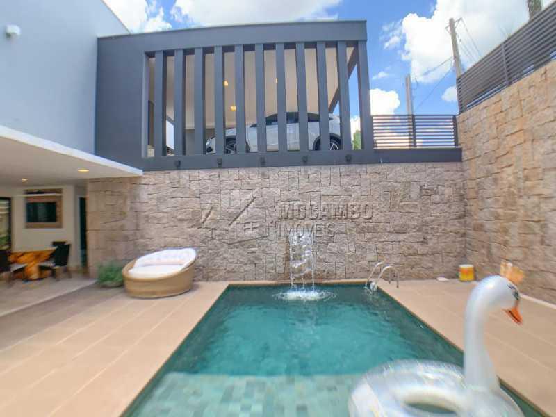 Piscina - Casa em Condomínio 3 quartos à venda Itatiba,SP - R$ 1.890.000 - FCCN30522 - 26