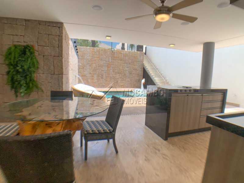 Espaço Gourmet - Casa em Condomínio 3 quartos à venda Itatiba,SP - R$ 1.890.000 - FCCN30522 - 22
