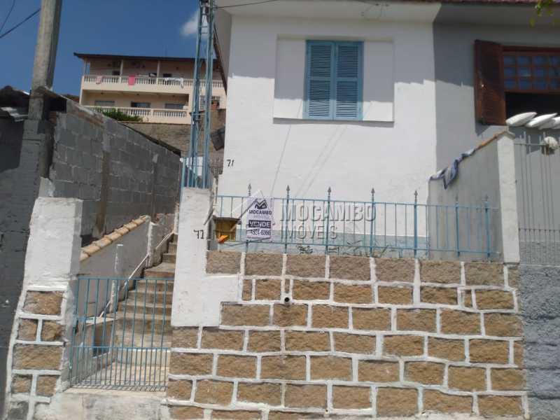 Fachada - Casa 2 quartos à venda Itatiba,SP - R$ 150.000 - FCCA21451 - 3