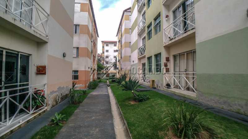 Área Externa - Apartamento 3 quartos à venda Itatiba,SP - R$ 255.000 - FCAP30602 - 15