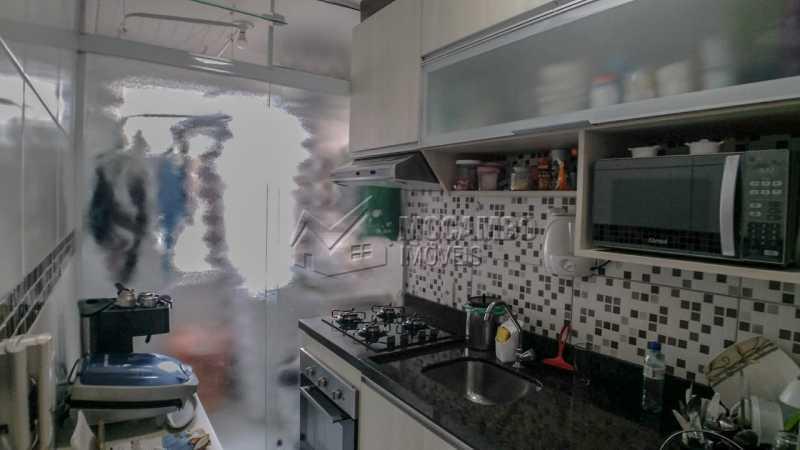 Cozinha Planejada - Apartamento 3 quartos à venda Itatiba,SP - R$ 255.000 - FCAP30602 - 7
