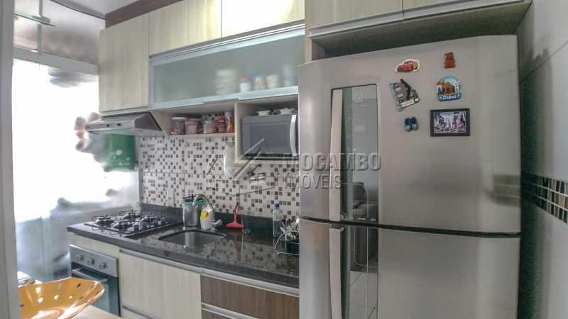 Cozinha Planejada - Apartamento 3 quartos à venda Itatiba,SP - R$ 255.000 - FCAP30602 - 9