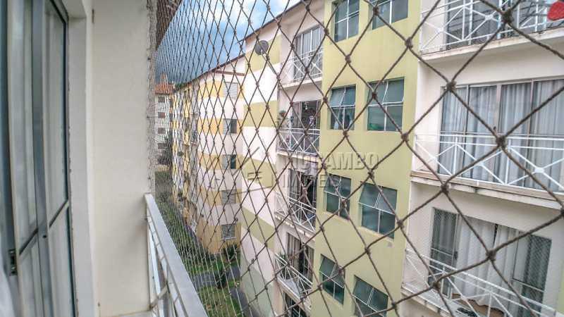 Varanda - Apartamento 3 quartos à venda Itatiba,SP - R$ 255.000 - FCAP30602 - 5