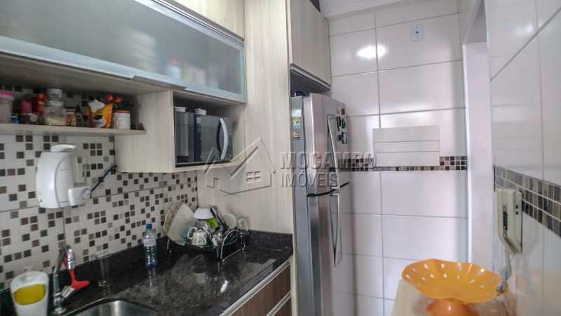 Cozinha Planejada - Apartamento 3 quartos à venda Itatiba,SP - R$ 255.000 - FCAP30602 - 8