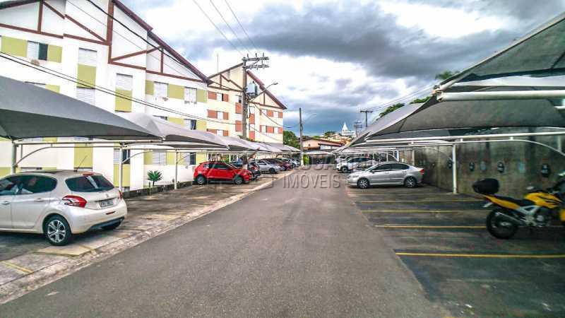 Estacionamento - Apartamento 3 quartos à venda Itatiba,SP - R$ 255.000 - FCAP30602 - 17