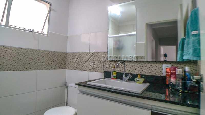 Banheiro Social - Apartamento 3 quartos à venda Itatiba,SP - R$ 255.000 - FCAP30602 - 10