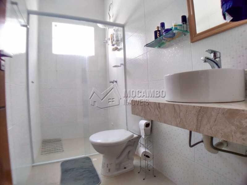 Banheiro - Casa em Condomínio 3 quartos à venda Itatiba,SP - R$ 600.000 - FCCN30525 - 12