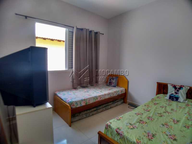 quarto  - Casa em Condomínio 3 quartos à venda Itatiba,SP - R$ 600.000 - FCCN30525 - 9