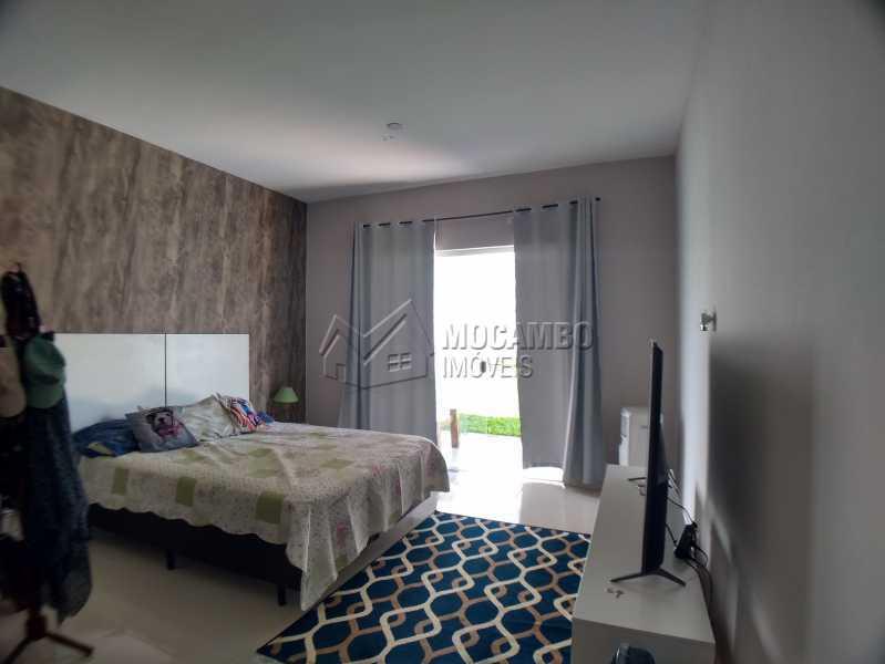 suite com saida para piscina - Casa em Condomínio 3 quartos à venda Itatiba,SP - R$ 600.000 - FCCN30525 - 11