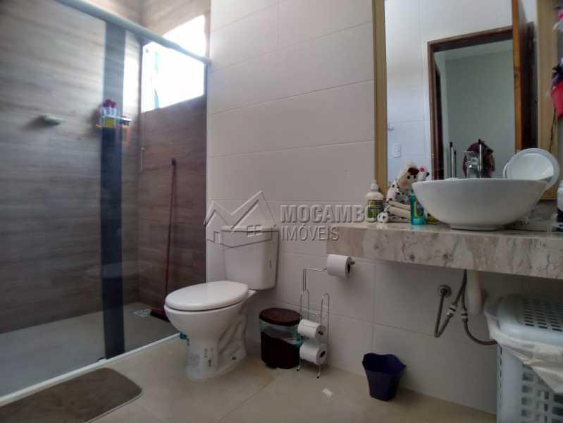 banheiro da suite - Casa em Condomínio 3 quartos à venda Itatiba,SP - R$ 600.000 - FCCN30525 - 13