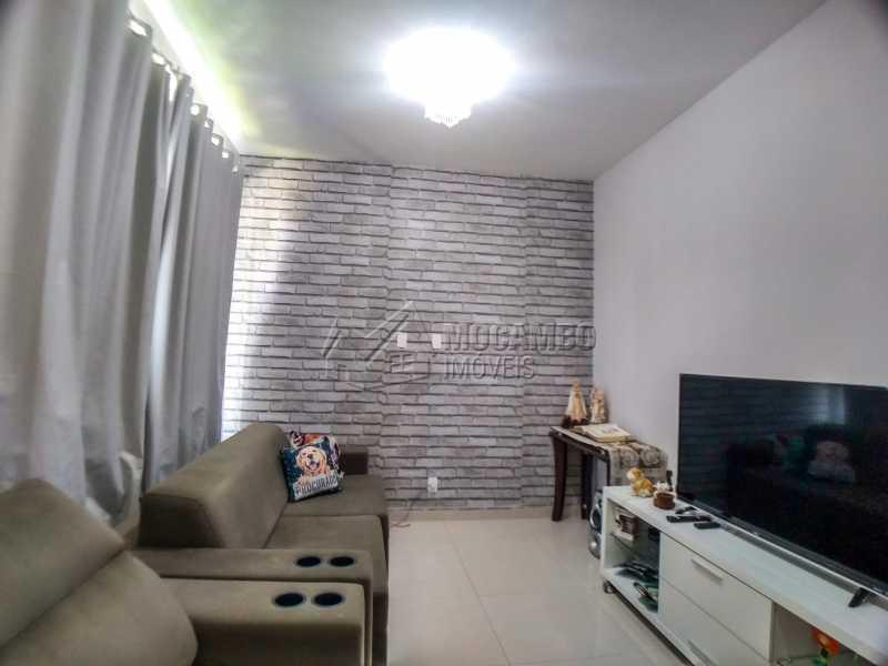 sala - Casa em Condomínio 3 quartos à venda Itatiba,SP - R$ 600.000 - FCCN30525 - 5