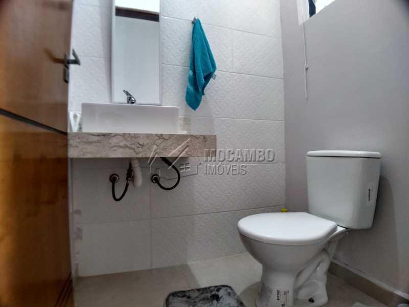 lavabo - Casa em Condomínio 3 quartos à venda Itatiba,SP - R$ 600.000 - FCCN30525 - 14