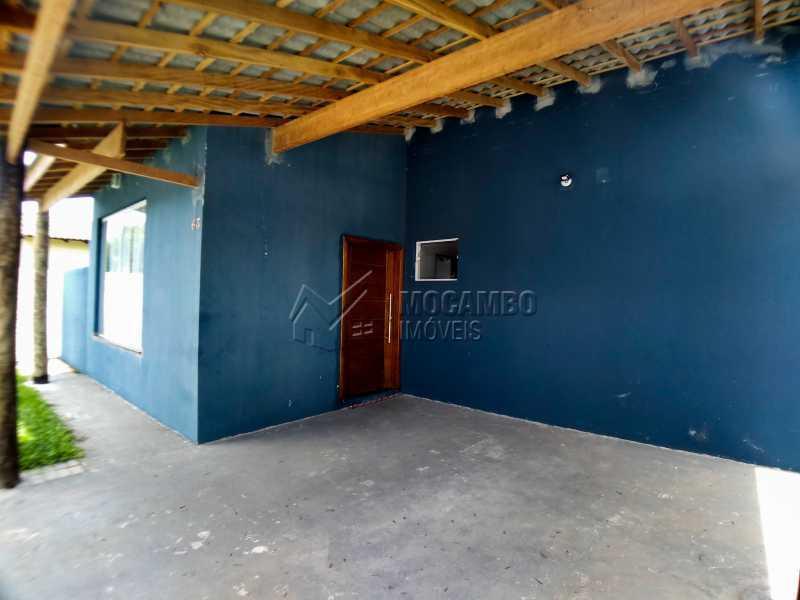 Garagem - Casa em Condomínio 3 quartos à venda Itatiba,SP - R$ 600.000 - FCCN30525 - 4