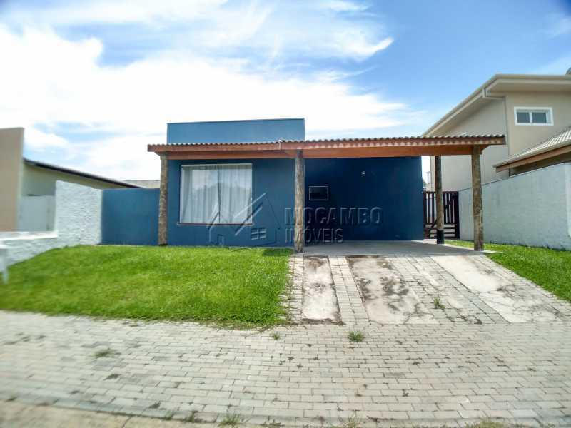 frente - Casa em Condomínio 3 quartos à venda Itatiba,SP - R$ 600.000 - FCCN30525 - 3
