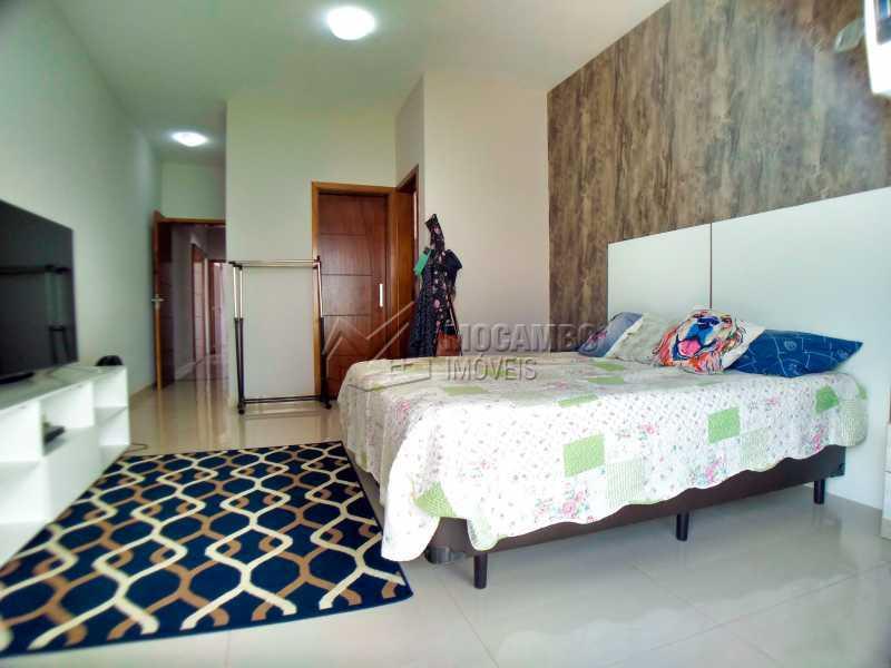 suíte com closet - Casa em Condomínio 3 quartos à venda Itatiba,SP - R$ 600.000 - FCCN30525 - 10