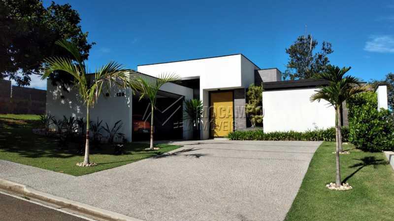 Fachada - Casa em Condomínio 3 quartos à venda Itatiba,SP - R$ 1.490.000 - FCCN30526 - 5