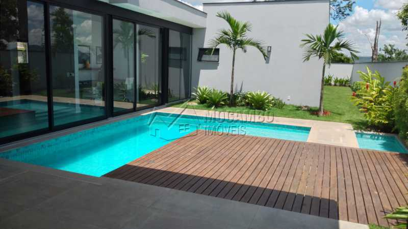 Piscina - Casa em Condomínio 3 quartos à venda Itatiba,SP - R$ 1.490.000 - FCCN30526 - 1