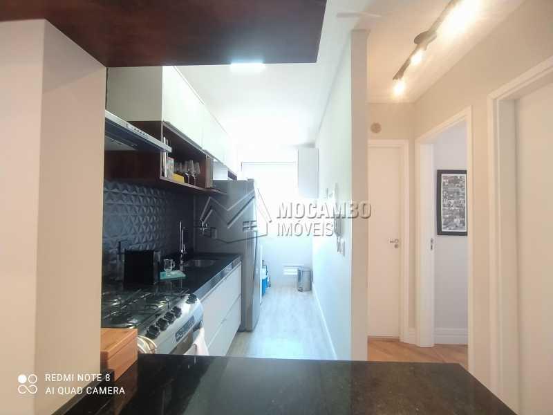 Cozinha - Apartamento 2 quartos à venda Itatiba,SP - R$ 250.000 - FCAP21217 - 7