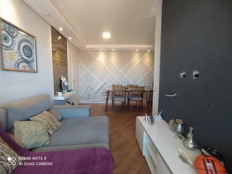 Sala - Apartamento 2 quartos à venda Itatiba,SP - R$ 250.000 - FCAP21217 - 5