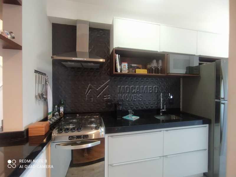 Cozinha - Apartamento 2 quartos à venda Itatiba,SP - R$ 250.000 - FCAP21217 - 8