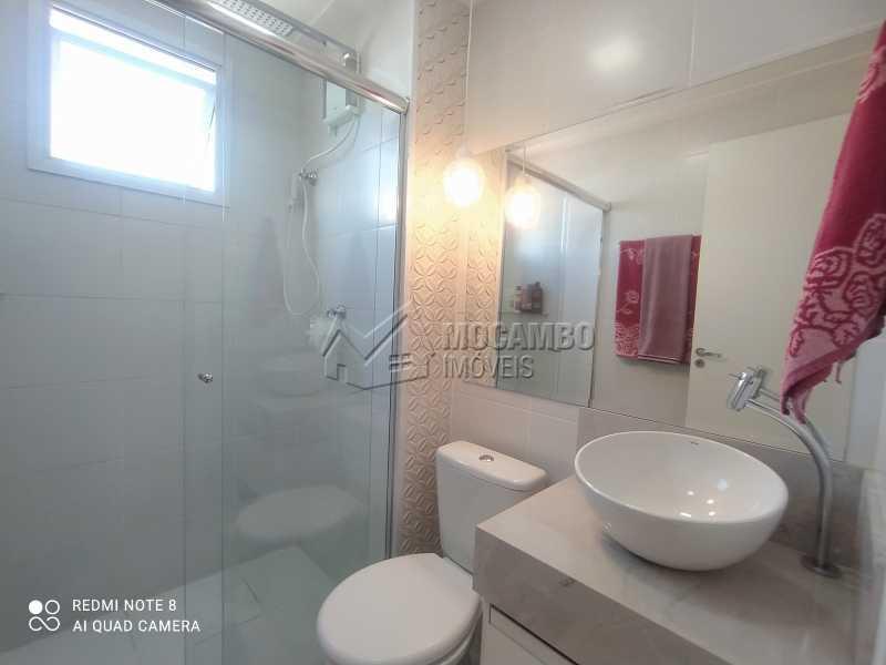 Banheiro - Apartamento 2 quartos à venda Itatiba,SP - R$ 250.000 - FCAP21217 - 15