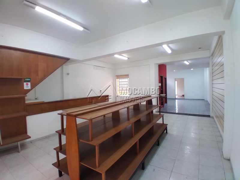 Área Interna - Ponto comercial 200m² para alugar Itatiba,SP - R$ 3.000 - FCPC00078 - 3
