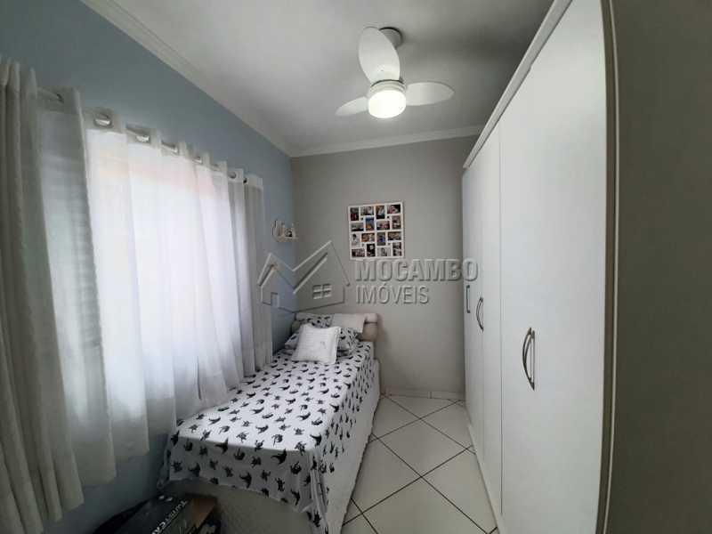 Dormitório  - Casa 2 quartos à venda Itatiba,SP - R$ 330.000 - FCCA21459 - 7