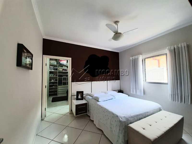Suíte  - Casa 2 quartos à venda Itatiba,SP - R$ 330.000 - FCCA21459 - 4