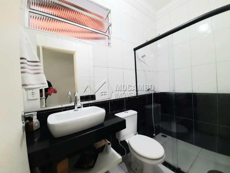 Banheiro Social  - Casa 2 quartos à venda Itatiba,SP - R$ 330.000 - FCCA21459 - 8