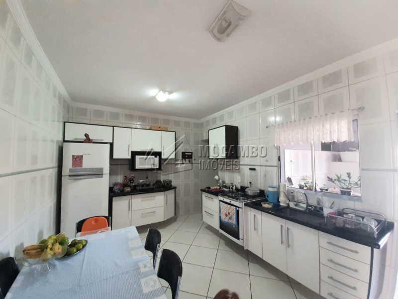 Cozinha  - Casa 2 quartos à venda Itatiba,SP - R$ 330.000 - FCCA21459 - 3
