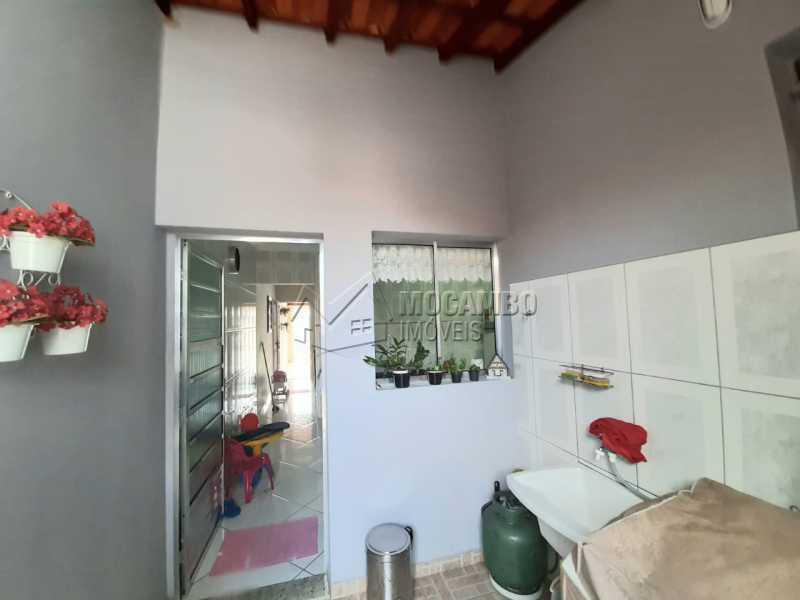 Lavanderia  - Casa 2 quartos à venda Itatiba,SP - R$ 330.000 - FCCA21459 - 9