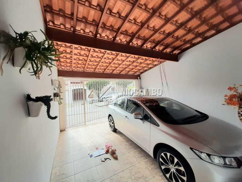 Garagem  - Casa 2 quartos à venda Itatiba,SP - R$ 330.000 - FCCA21459 - 10