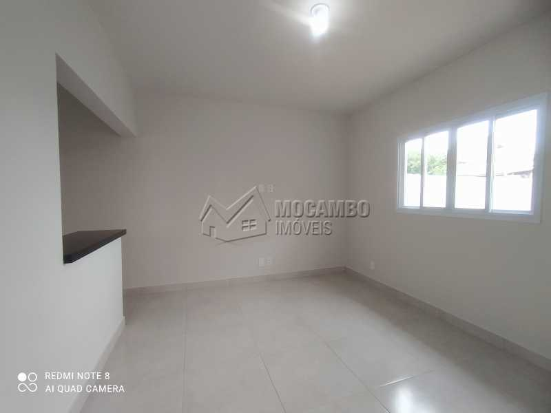 Sala - Casa 2 quartos à venda Itatiba,SP - R$ 275.000 - FCCA21460 - 1