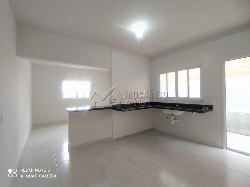 Cozinha - Casa 2 quartos à venda Itatiba,SP - R$ 275.000 - FCCA21460 - 4
