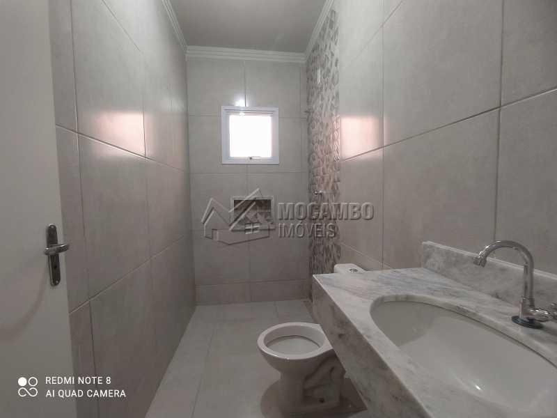 Banheiro Social - Casa 2 quartos à venda Itatiba,SP - R$ 275.000 - FCCA21460 - 5
