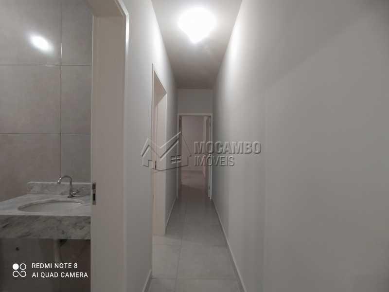 Corredor - Casa 2 quartos à venda Itatiba,SP - R$ 275.000 - FCCA21460 - 6