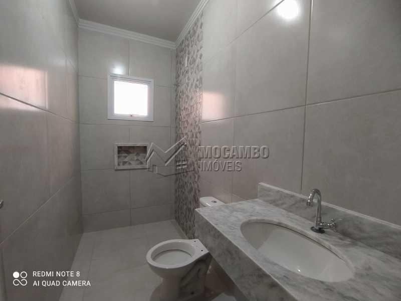 Banheiro Suíte - Casa 2 quartos à venda Itatiba,SP - R$ 275.000 - FCCA21460 - 11