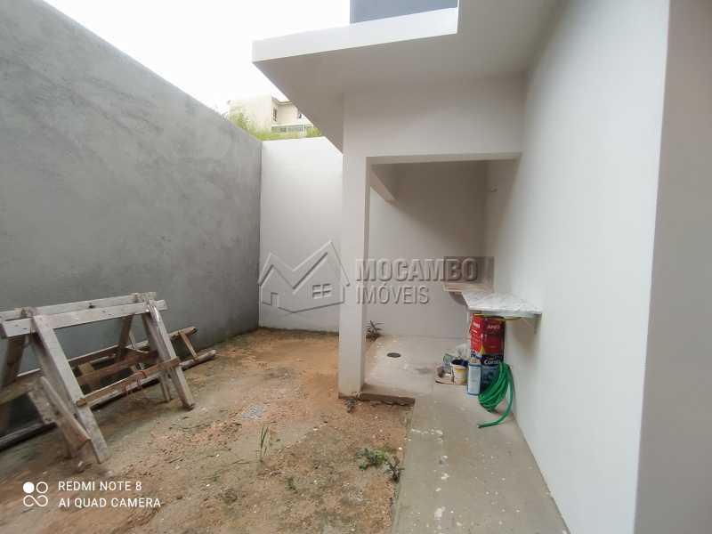 Área de Serviço - Casa 2 quartos à venda Itatiba,SP - R$ 275.000 - FCCA21460 - 12