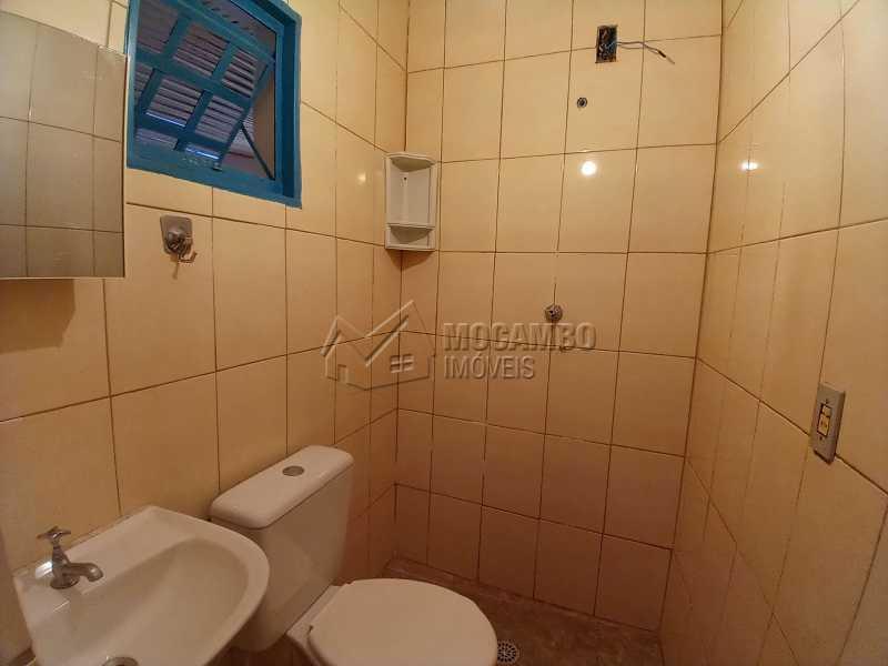 Banheiro Social - Casa 3 quartos para alugar Itatiba,SP - R$ 1.100 - FCCA31439 - 14