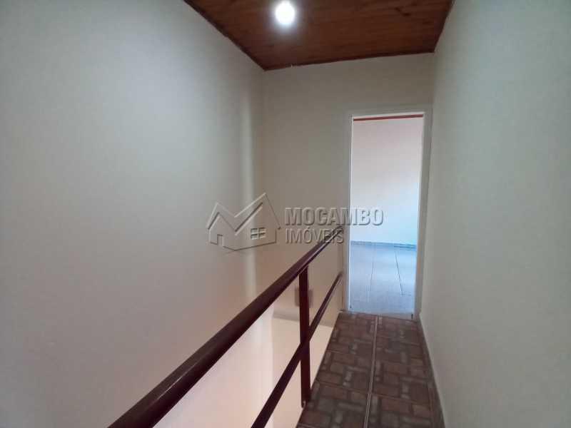 Corredor Dormitórios - Casa 3 quartos para alugar Itatiba,SP - R$ 1.100 - FCCA31439 - 4
