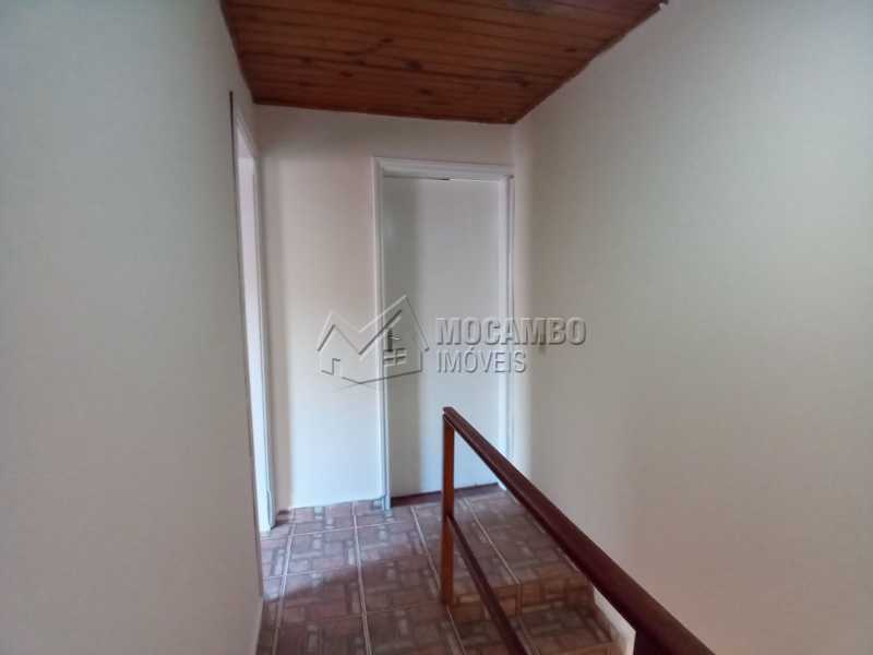 Corredor Dormitórios - Casa 3 quartos para alugar Itatiba,SP - R$ 1.100 - FCCA31439 - 5