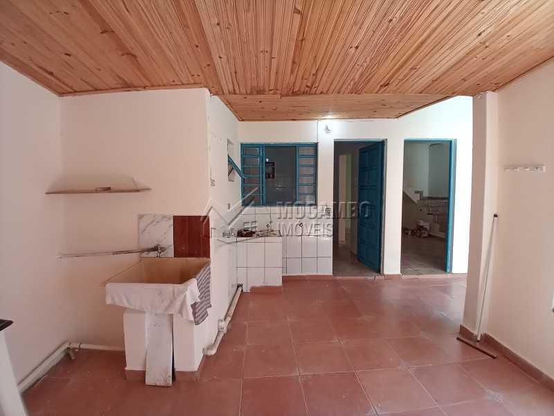 Área da Churrasqueira/Serviço - Casa 3 quartos para alugar Itatiba,SP - R$ 1.100 - FCCA31439 - 17