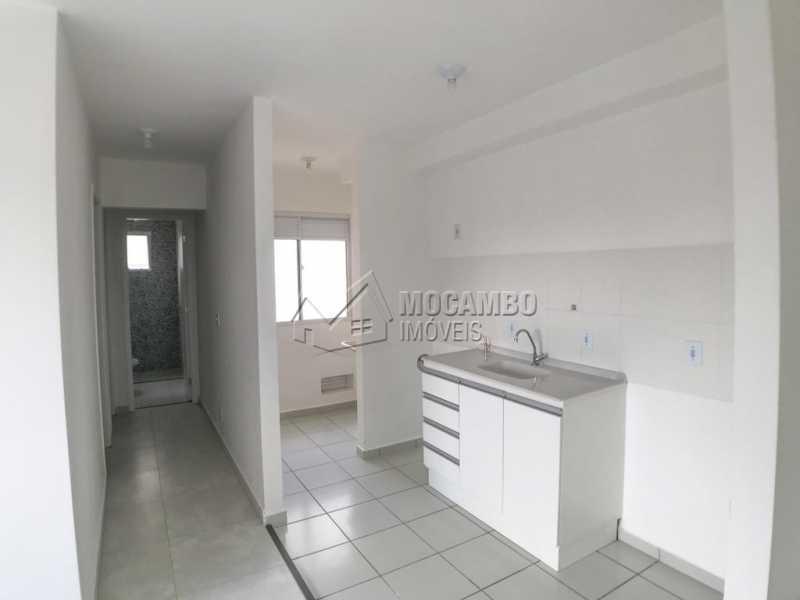 Cozinha - Apartamento 2 quartos para venda e aluguel Itatiba,SP - R$ 1.000 - FCAP21227 - 3