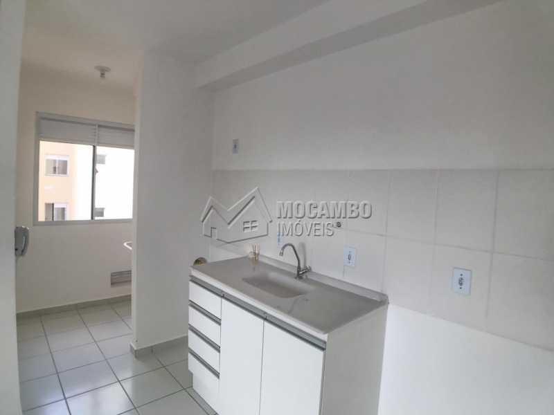 Cozinha - Apartamento 2 quartos para venda e aluguel Itatiba,SP - R$ 1.000 - FCAP21227 - 1
