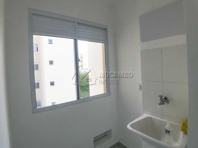 Lavanderia - Apartamento 2 quartos para venda e aluguel Itatiba,SP - R$ 1.000 - FCAP21227 - 9