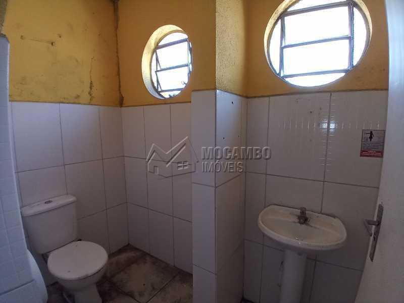 Banheiro Social 01 - Ponto comercial 223m² para alugar Itatiba,SP - R$ 2.700 - FCPC00079 - 7