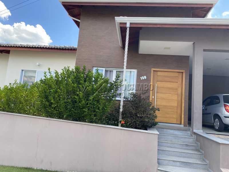 Fachada - Casa em Condomínio 3 quartos à venda Itatiba,SP - R$ 901.000 - FCCN30529 - 4